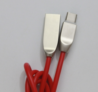 ALUMINIUM ALLOY USB CABLE WITH MICRO/TYPE-C